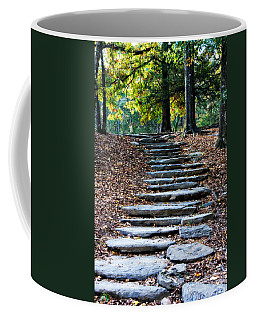 Steps Of Fall Coffee Mug