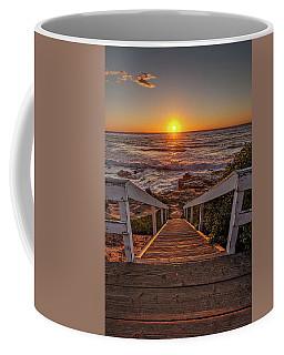 Steps To The Sun  Coffee Mug