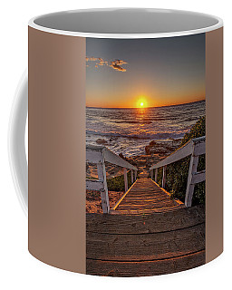 Steps To The Sun  Coffee Mug