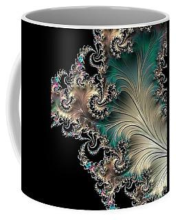 Sterling Feather Coffee Mug