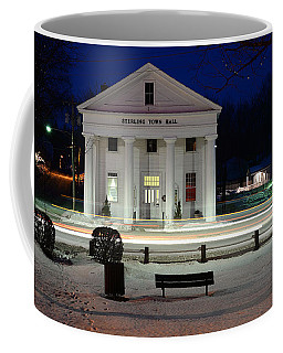 Sterling Town Hall Coffee Mug