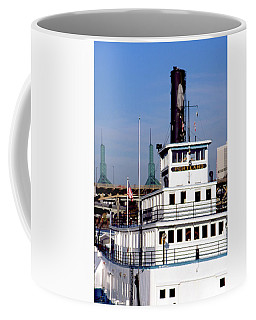 Sternwheeler, Portland Or  Coffee Mug