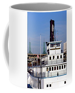 Sternwheeler, Portland Or  Coffee Mug