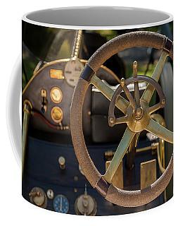 Steering Wheel 1909 Alco Black Beast Coffee Mug