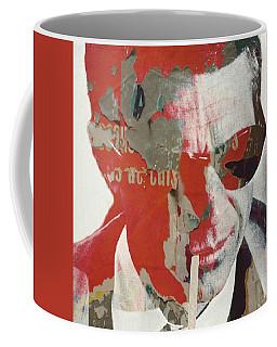 Steve Mcqueen Coffee Mug