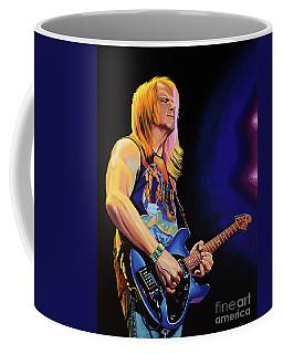 Steve Morse Painting Coffee Mug