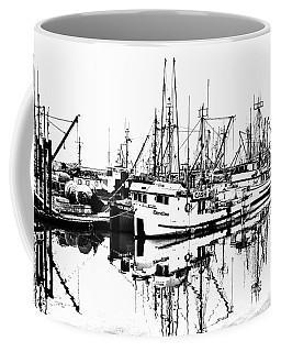 Steveston Harbor Coffee Mug