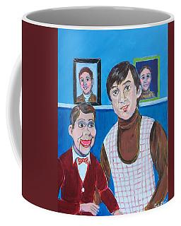 Stevie And Jerry Coffee Mug