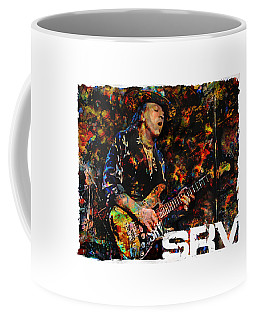Stevie Ray Coffee Mug