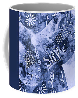 Stevie Ray Vaughan - 04 Coffee Mug