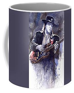 Stevie Ray Vaughan 1 Coffee Mug