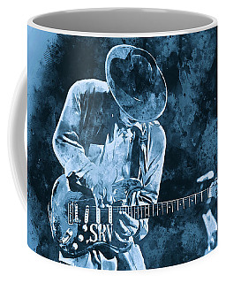 Stevie Ray Vaughan - 12 Coffee Mug