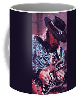 Stevie Ray Vaughan - 25 Coffee Mug