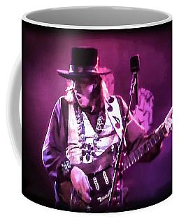 Stevie Ray Vaughan - Change It Coffee Mug