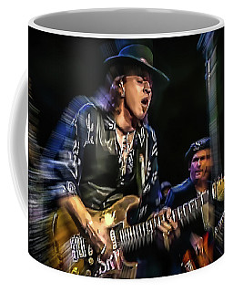 Stevie Ray Vaughan - Couldn't Stand The Weather Coffee Mug