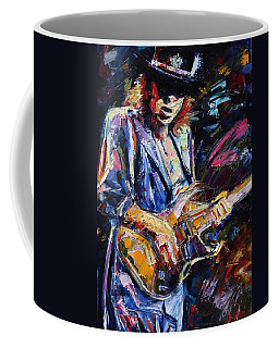Stevie Ray Vaughan Coffee Mug