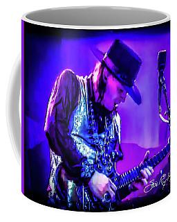 Stevie Ray Vaughan - Tightrope Coffee Mug