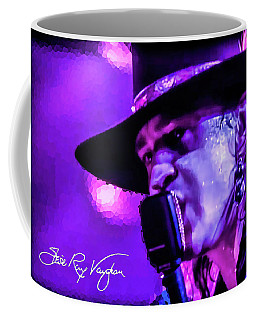 Stevie Ray Vaughan- Voodoo Chile Coffee Mug