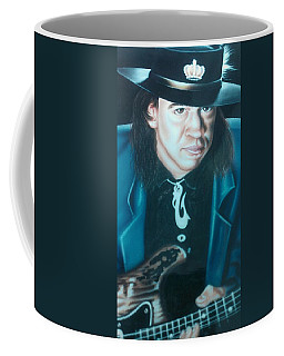 Stevie Ray Vaughn Coffee Mug