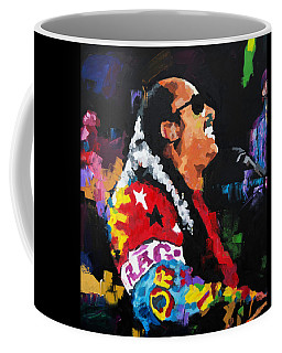 Stevie Wonder Live Coffee Mug