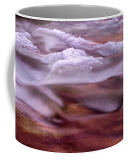 Coffee Mug featuring the photograph Stickney Brook Abstract II by Tom Singleton