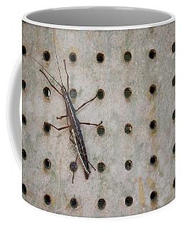 Sticks And Circles Coffee Mug