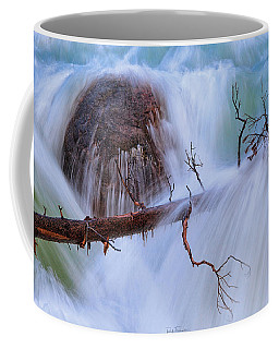 Sticks And Stones Coffee Mug