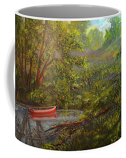Still And Peaceful Coffee Mug