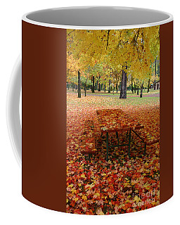 Still Fall Coffee Mug