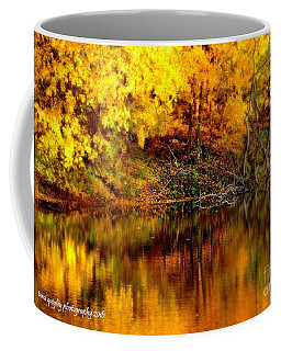 Still Gold Coffee Mug