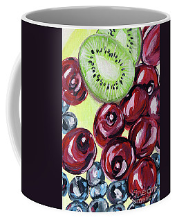 Still Life 130. Cherries Coffee Mug