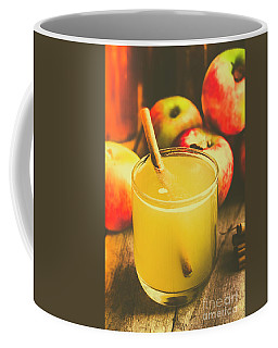 Still Life Apple Cider Beverage Coffee Mug