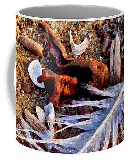Still Life At Beach 2015 Coffee Mug