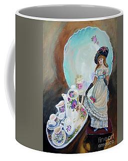Still Life Emerging Coffee Mug