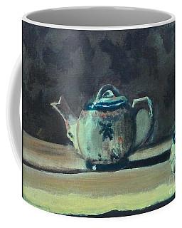 Still Life Teapot And Sugar Bowl Coffee Mug