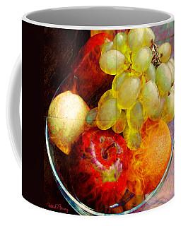 Still Life Tiles Coffee Mug