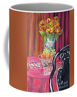 Still Life. Welcome Coffee Mug