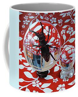 Still Life With A Beetle Coffee Mug