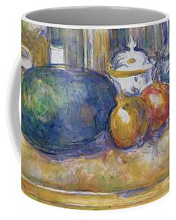 Still Life With A Watermelon And Pomegranates Coffee Mug