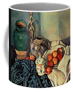 Still Life With Apples Coffee Mug