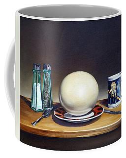 Still Life With Boiled Ostrich Egg Coffee Mug