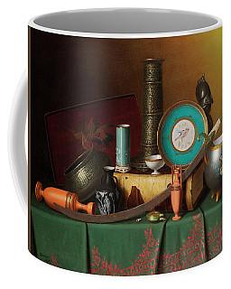 Still Life With Bric-a-brac Coffee Mug