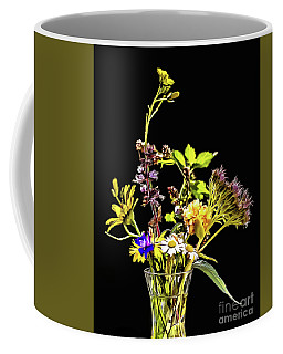 Still Life With Flowers Paint Coffee Mug