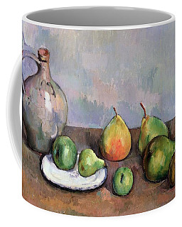 Still Life With Pitcher And Fruit Coffee Mug