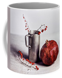 Still Life With Pomegranate Coffee Mug