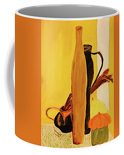 Still Life With Pumpkins  Coffee Mug