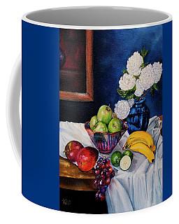 Still Life With Snowballs Coffee Mug