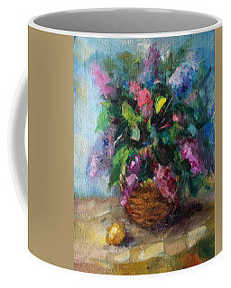 Still Life With Spring Flowers Coffee Mug