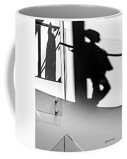 Still Shadows Coffee Mug