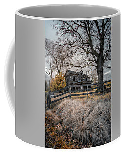 Still Standing Ir Coffee Mug by Paul Seymour